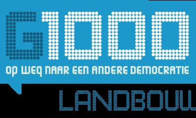Update: nieuwe partners G1000Landbouw en de G10