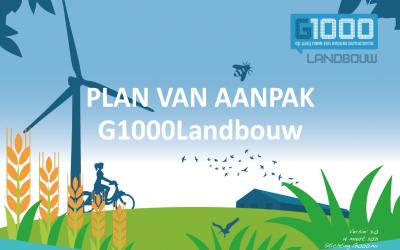 Maart 2021, nieuws G1000Landbouw