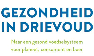 Rapport RIDLV: 'Gezondheid in drievoud'